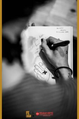 Harpo Libros | Presentación del poemario