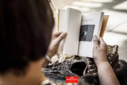 Voix Vives 2017 | Reportaje fotográfico del festival internacional de poesía Voix Vives en Toledo 2017. La poeta María Ángeles Maeso por el fotógrafo editorial, publicitario y de reportaje freelance de Madrid, Demian Ortiz.