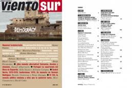 Viento Sur | Reportaje en la revista Viento Sur nº 157