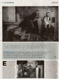 La Nueva Crónica | Artículo sobre la presentación del fotolibro Perdidos. Un lugar para encontrar en León.