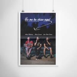 Zurdo Studios | Fotografía y diseño gráfico del cartel cinematográfico del cortometraje ´Yo me he criao aquí´ dirigido por Jorge Lacasta.