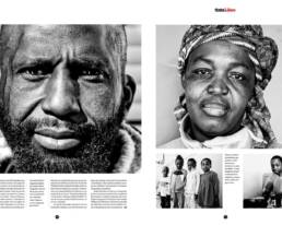Reportaje fotográfico para la revista tintaLibre junto al periodista Ramón Lobo del diario infoLibre.
