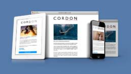 Diseño de campaña de email marketing para la promoción de la venta de las fotografías y vídeos de banco de imágenes