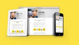 Diseño de campaña de email marketing para venta de los servicios de diseño gráfico y web de esta agencia creativa de Madrid.