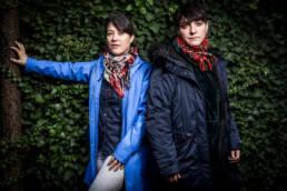 Voces del Extremo | Fotografía de retrato editorial del grupo poético musical gallego Aladolado.