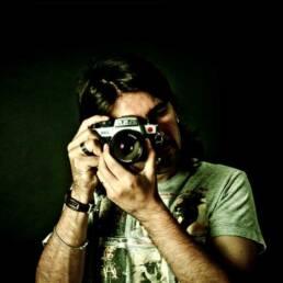 Demian Ortiz Diseñador gráfico / web y fotógrafo freelance de Madrid.