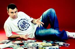Fotografía promocional del mc español Zenit.