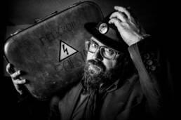 Perdidos. Un lugar para encontrar | Retrato del poeta y performer David Trashumante.