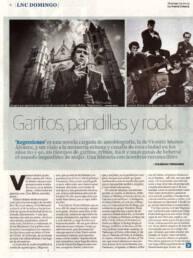 La Nueva Crónica | Fotografía de retrato del poeta Vicente Muñoz Álvarez para artículo de prensa