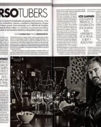 Publicaciones de fotografía en prensa y editoriales. Reportaje fotográfico VersoTubers de Susana Golf para la revista Urban.