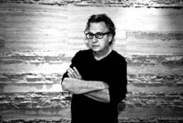 Mad in Spain | Fotografía de retrato editorial del dibujante, ilustrador y diseñador Javier Mariscal en el evento de diseño Mad in Spain 2011.