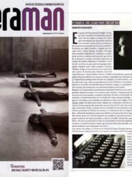 Artículo sobre el largometraje documental español Perdidos. Un lugar para encontrar en la revista de cine Cameraman.